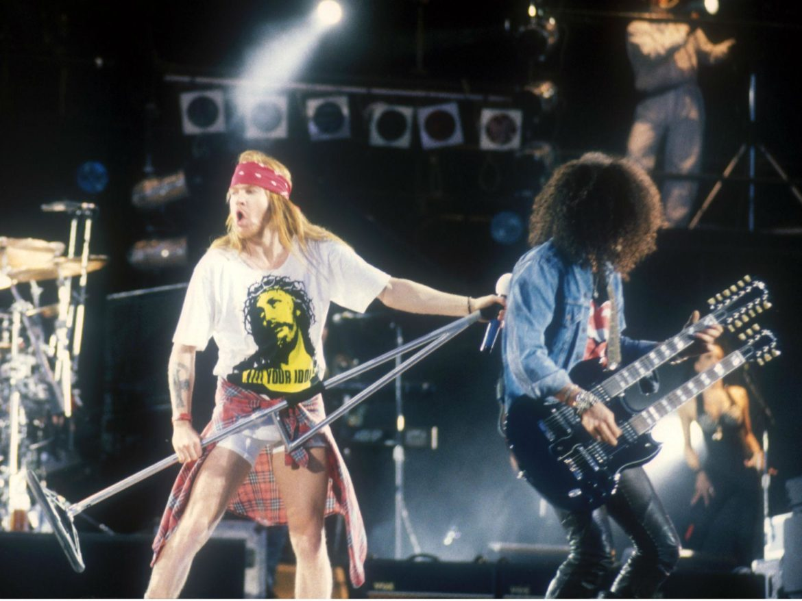 Guns n roses critical solution - Slane And Guns N Roses Two Music Legends That Have Long Lost Their Lustre