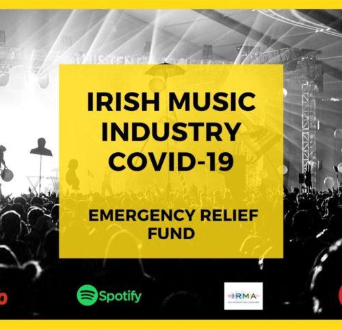 Irish-music-relief-fund